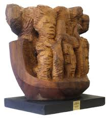jamaican consulate donates wooden sculpture to cus the