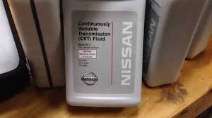 nissan juke oil capacity transmission fluid 2007 nissan sentra were to drain youtube