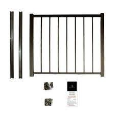 gate deck u0026 porch railings decking the home depot