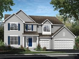 Fox Ridge Homes Floor Plans by Danada Floor Plan In Windett Ridge Calatlantic Homes
