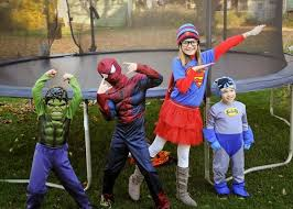 Halloween Costumes Hulk Image Halloween Costume Ideas Super Heroes Hulk Superman