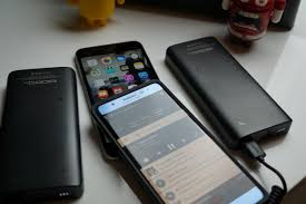 Smartphone Charging Station Romoss Portable Charger Station The King Of Power Banks Has