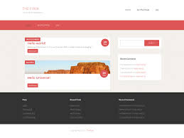 colors home page the funk u2014 free wordpress themes