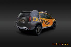 renault duster 2013 renault duster detour concept pictures and details autotribute