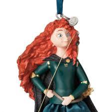 merida hanging ornament brave