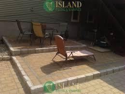 Long Island Patio by Pool Patio Pavers Island Paving And Masonry