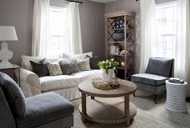 decorating idea for small living room home design