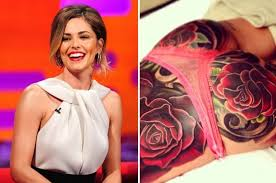 cheryl cole speaks out on bum daily