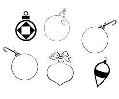 printable ornaments coloring pages printable coloring page