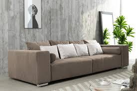 sofa mit schlaffunktion kaufen modernes schlafsofa sofa big sofa in braun schlaffunktion