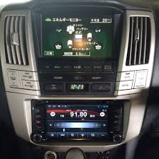 toyota harrier toyota harrier 2 din panel and interface kit