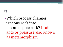 rock cycle worksheet answers ppt video online download