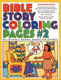 bible story coloring pages 2 9780830730957 christianbook