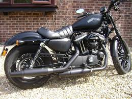 harley davidson iron xl 883 n 2015 sportster very low mileage