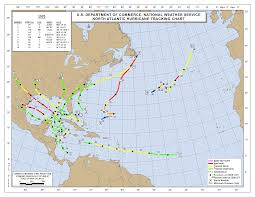Map Of Mexico Coast by Nhc Data Archive
