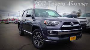 2017 Toyota 4runner Limited 4 0 L V6 Review Youtube