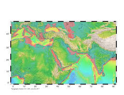 Ucsd Maps Satellite Geodesy Igpp Sio Ucsd Global Topography Measured