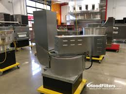 4000 CFM Direct Drive Upblast Restaurant Duty Utility Set with