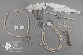 Bracelet Fleur Mariage Bijoux Mariage Colliers Et Accessoires De Mariées Personnalisés Et