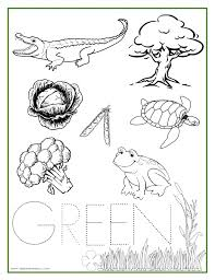green color activity sheet repinned totetude printables minion coloring and sheets winter preschool kids halloween worksheets for kindergarten fall triangle