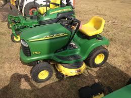 john deere lt155 lawn tractor john deere lt series lawn tractors