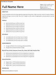 Firefighter Resume Templates Security Guard Resume Templates To Download