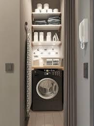 machine a laver dans la cuisine étagères au dessus de la machine à laver dans la cuisine pour