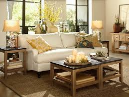 Charming Windham Pottery Barn Style Living Room Traditional Living - Pottery barn family room