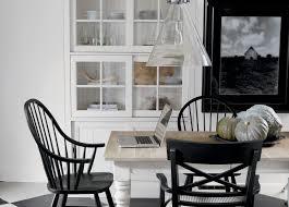 snapze com klismos chairs ethan allen contemporary living room