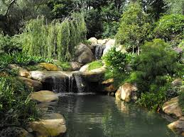 handmade ponds with waterfalls for homes this pond with