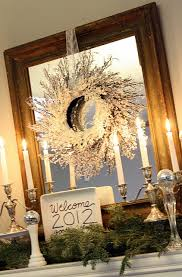 New Years Decorating Ideas Pinterest by 29 Best New Year U0027s Eve Fireplace Decoration Images On Pinterest