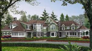 luxury style homes luxurious shingle style home plan 2389jd architectural designs