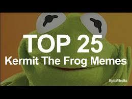 Kermit Meme Images - top 25 kermit none of my business though meme youtube