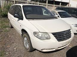 now stripping for spares 2004 chrysler grand voyager 2 8 crd lx