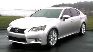 lexus gs300 2012 new 2012 lexus gs youtube