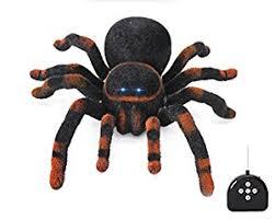 amazon com actopus rc big scary tarantula radio remote control
