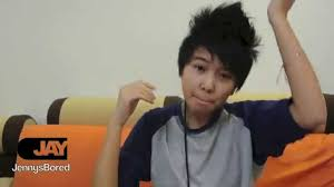 how to asian guy tomboy hairstyle tutorial short medium length