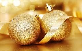 gold baubles pictures 4 wallcoo net