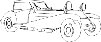 car coloring pages wecoloringpage