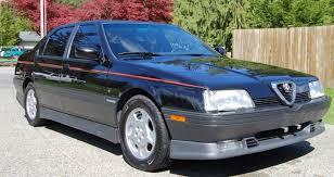 1994 alfa romeo 164 quadrifoglio 5 speed for sale on bat auctions