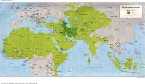 Desert Map Juniper In The Desert Map Of Islamic Empire 2010