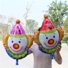 clown balloon online shop 10pcs lovely clown balloon helium aluminum foil