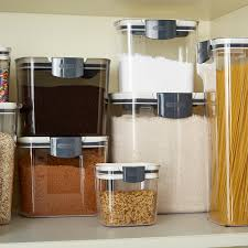 Storage Containers Portland Prokeeper Baker U0027s Storage Set Of 6 The Container Store