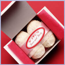cookie box favors wedding favors traditional mexican wedding cookies wrapped in a