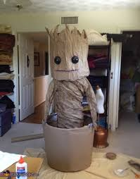 groot costume guardians of the galaxy baby groot costume photo 4 4