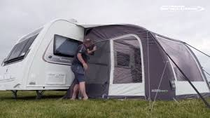 Glossop Caravans Awnings Awnings By Outdoor Revolution Kimberley Caravans Youtube