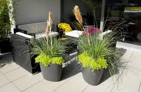 planters interesting large planters pots tall outdoor planters
