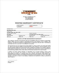 Roofing Resume Examples by Sample Roofing Invoice Template 6 Free Documents Download In Pdf
