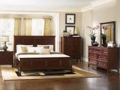 roxbury walnut 6 piece queen bedroom set bedroom furniture