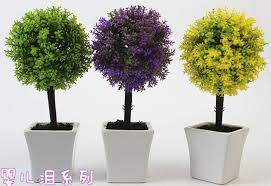 artificial plants flowers potted trees a3 suite living room